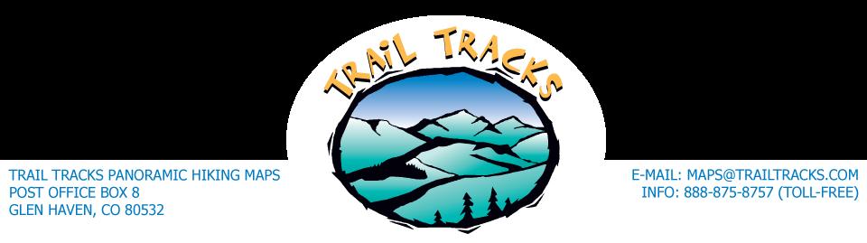 Trail Tracks Panoramic Hiking Maps